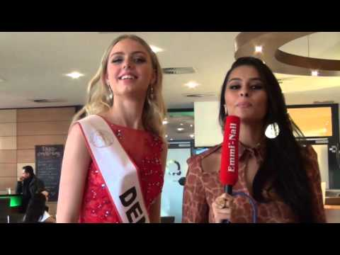 Miss Intercontinental 2015 - Miss Denmark Interview