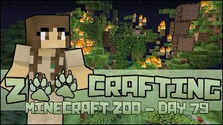 Zoo Crafting! Forest Fire Rescue!! - Episode #79 | Season 2