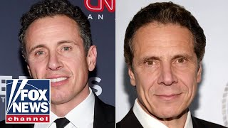 CNN bans Chris Cuomo from interviewing his brother