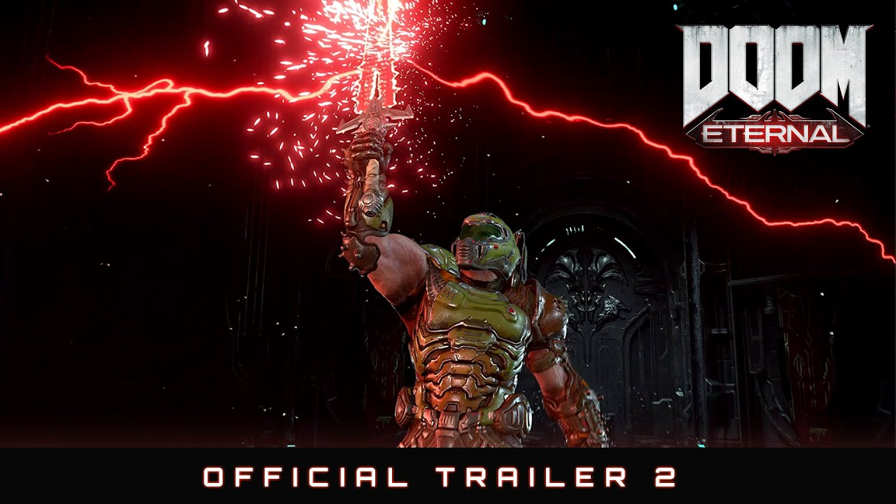 DOOM Eternal - Official Trailer 2