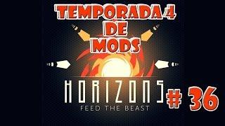 "Minecraft FTB Horizons | ""Ahora Si, Dungeon"" Episodio 36 | Temporada 4 Mods | Español"