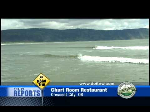 Dining Out in the Northwest: Chartroom Restaurant - Crescent City, California (5)
