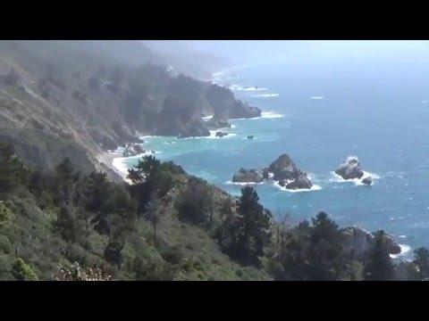 Highway 1 - Los Angeles to San Francisco