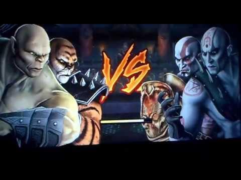 Mortal Kombat 9 - All Fatalities & Babalities and X-Ray ...