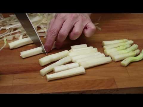 C�MO PELAR Y COCER ESP�RRAGOS | Trucos de cocina