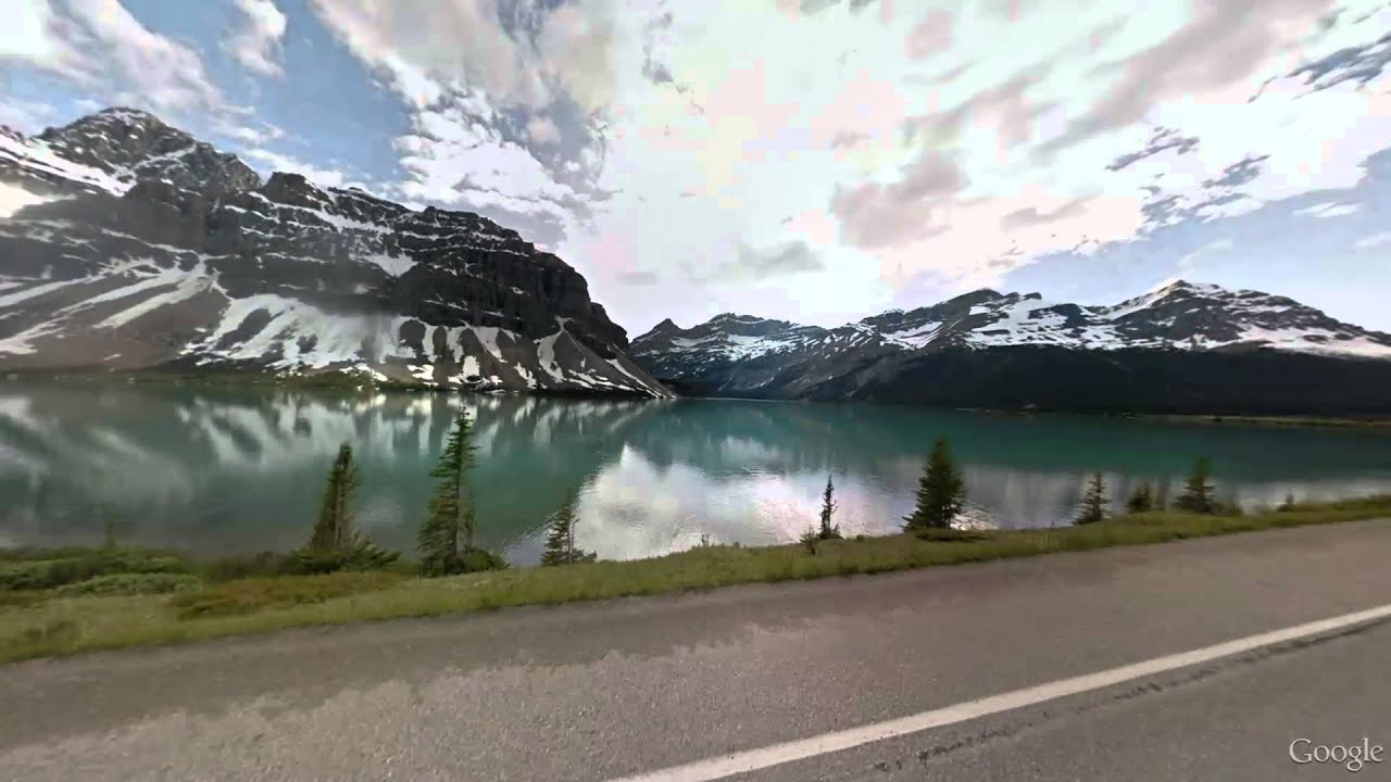 Happy Canada Day from Google Maps!