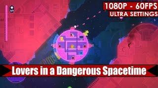 Lovers in a Dangerous Spacetime gameplay PC HD [1080p/60fps]