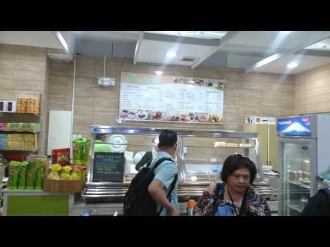 Philippines, Manila International Airport, Food Market |  Sony Xperia Z5