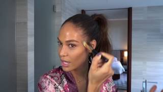 Get Ready With Joan Smalls