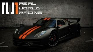 Real World Racing Gameplay