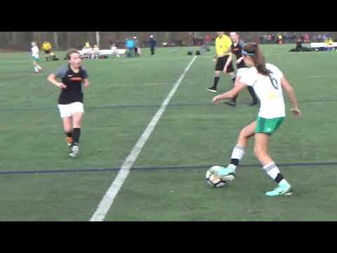 Richmond Strikers 2005 Elite Girls vs PA Classics Academy  2/24/2018 2nd Half