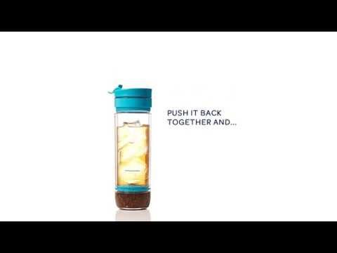 Iced Tea Press - DAVIDsTEA