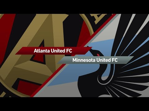 Highlights: Atlanta United FC vs. Minnesota United FC | October 3, 2017