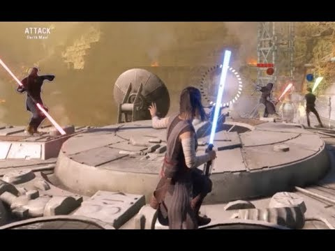 Star Wars Battlefront 2 Heroes Vs Villains Highlights 95 thumbnail