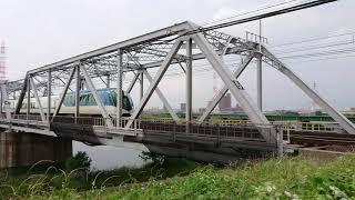 鮮魚列車&しまかぜ 名古屋線