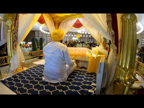 Gurunanak Darbar in Dubai I Baisakhi in Dubai I  दुबई का गुरुद्वारा साहिब I