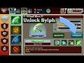 UNLOCKED SYLPH - (DEFENDER III)