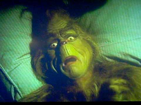 the Grinch =Jim Carrey singing in his sleep - YouTube