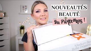 Quoi de neuf sur la planète beauté ? Nouveautés makeup, Unboxing et Anti-Haul!