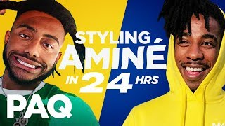 We Styled AMINÉ in 4 Different Outfits!