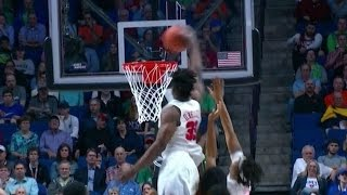 Best Dunks From March Madness 2017 || HD