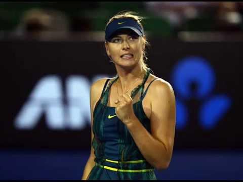 Maria sharapova vs Maria Kirilenko australian open 2010 ...