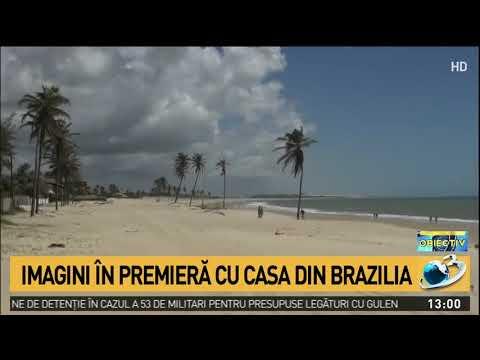 Imagini în premieră cu casa din Brazilia. Dragnea scapă de dosar