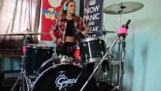r o c k in the u s a john mellencamp drum cover