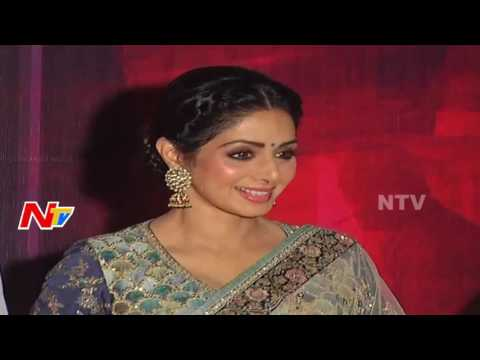 MOM Movie Team Releases Trailer 2 || Sridevi in Hyderabad || NTV