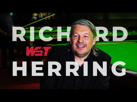 Meet RICHARD HERRING!
