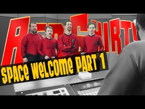 RED SHIRTS THE SERIES Star Trek Parody: Ep. 1