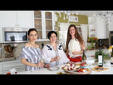 Heghineh Vlog #98 - Մարիամի Բաղադրատոմսը - Heghineh Cooking Show in Armenian