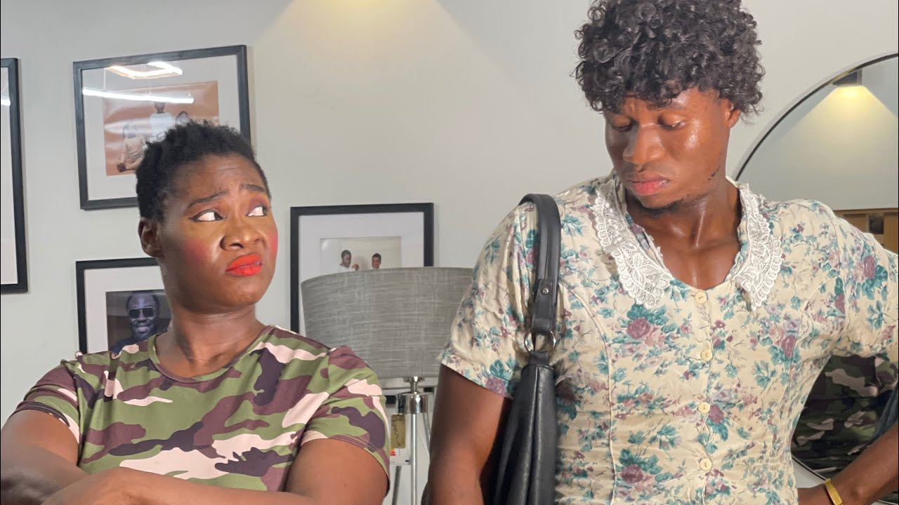 Download Mercy Johnson and House Girl Issues