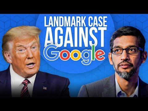 Explained: The Antitrust Case Against Google