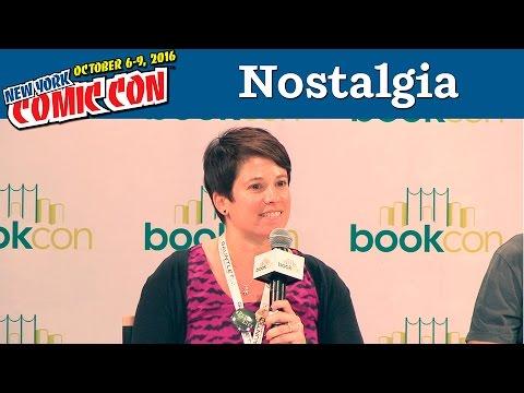 Nostalgia and Reboots in Literature Panel | New York Comic Con 2016