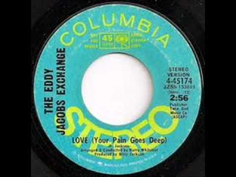 """Frankie Beverly & The Butlers """"Love (Your Pain Goes Deep)"""""""