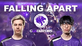 """Surefour BANS """"Fissure"""" From His Chat! Fissure Ruined LA Gladiators Playoffs!"""
