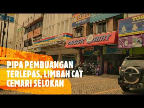 PIPA COPOT, LIMBAH CAT CEMARI SELOKAN | Radarlampung.co.id from YouTube · Duration:  3 minutes 6 seconds