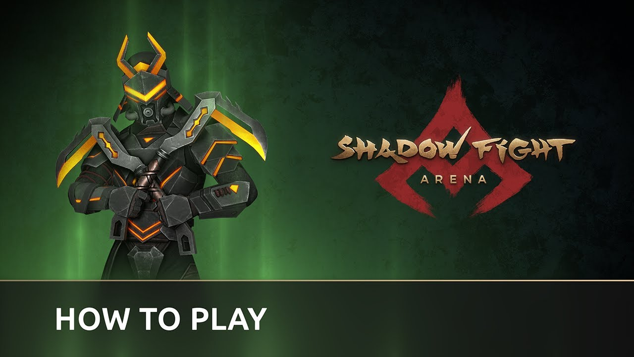 Shadow Fight Arena: How to Play Fireguard
