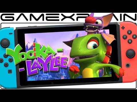 Is Yooka-Laylee Better on Nintendo Switch? - Review Follow-up