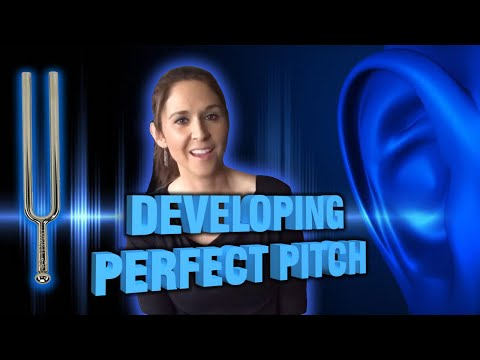 Developing Perfect Pitch