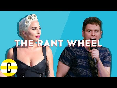 Leave Lady Gaga Alone | The Rant Wheel