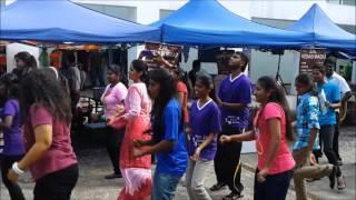 Ponggal Night Charity Show UNIMAS 2014 Flash Mob