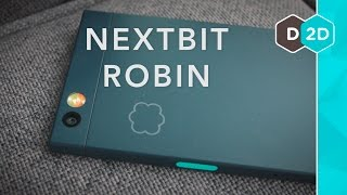 Nextbit Robin Review - The First Cloud Phone(www.dbrand.com/d2d The Nextbit Robin is the world's first cloud-oriented phone. A comprehensive review covering build quality, internal hardware, screen, ..., 2016-02-18T14:00:02.000Z)
