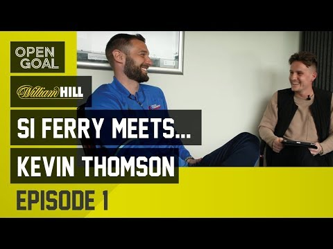 Si Ferry Meets...Kevin Thomson Episode 1 - Exciting Early days at Hibs, Out on the Town with Broony