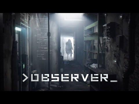 Observer Demo《观察者-體驗版》 層層恐懼續作:這一切都是場幻覺!!