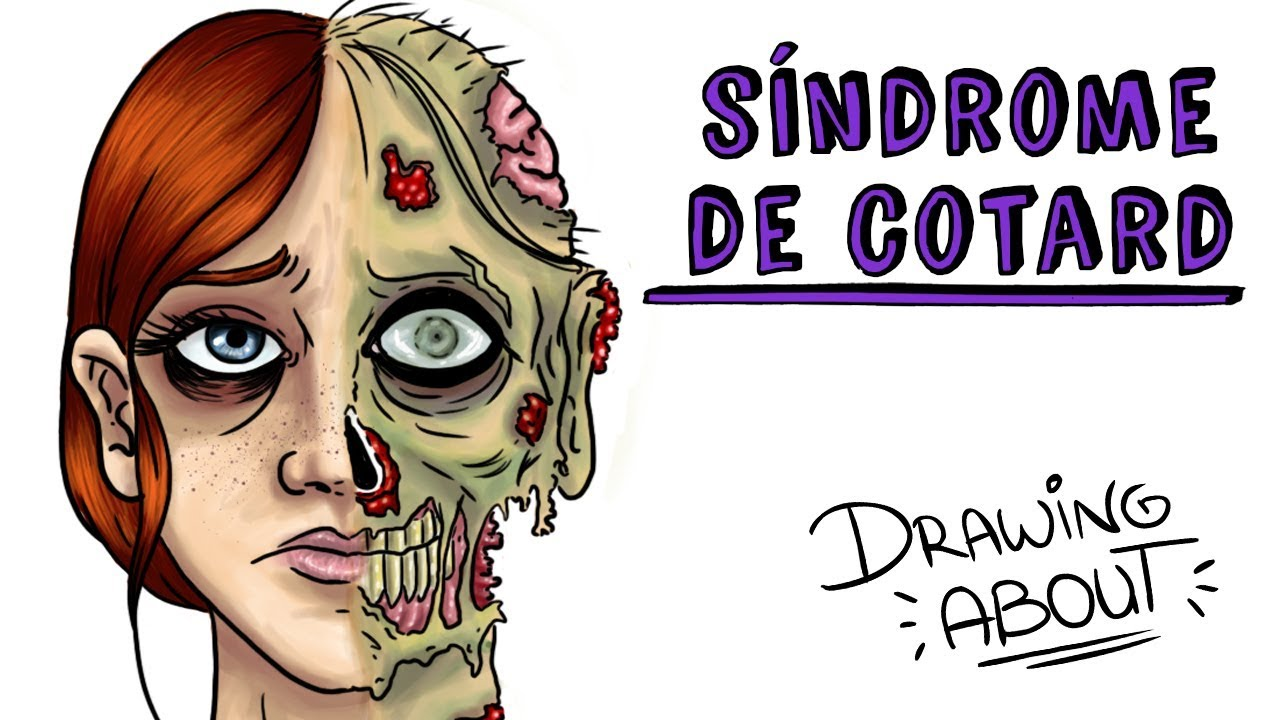 SÍNDROME DE COTARD ZOMBIES EN LA VIDA REAL | Draw My Life