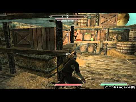 Elder Scrolls V: Skyrim Walkthrough - Part 138 - East Empire Company