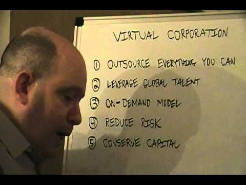 Virtual Corporation and Your Startup Business