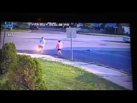 Police chase and COPIAGUE ny 11726